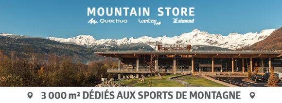 Mountain Store Quechua - Wedze-Simond