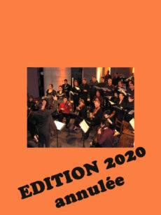 23e Festival baroque du Pays du Mont-Blanc- Edition 2020 annulée