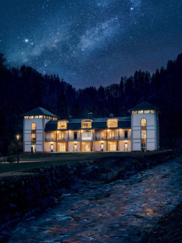 Les Thermes de Saint-Gervais : Les Bains du Mont Blanc