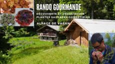Rando Gourmande à l'alpage de Varan