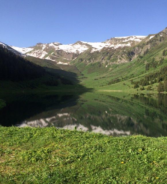 Refuge du lac de Gers