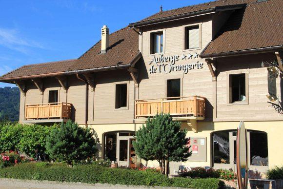 Restaurant l'Auberge de l'Orangerie