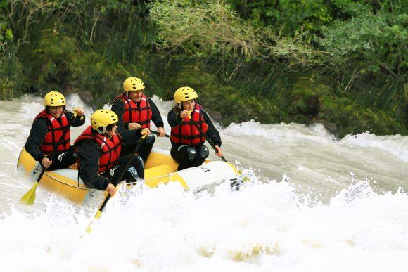 Canoe raft - Mini Raft - Kayak Raft - Découverte